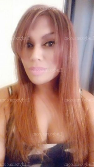 Sandrina escorte girl rencontre libertine