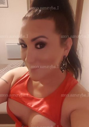 Satine massage sexy ladyxena